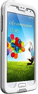 LifeProof NÜÜD Samsung Galaxy S4 Waterproof Case - Retail Packaging - WHITE/GREY (Discontinued by Manufacturer)