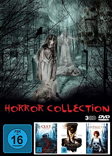 Horror-Collection [3 DVDs]