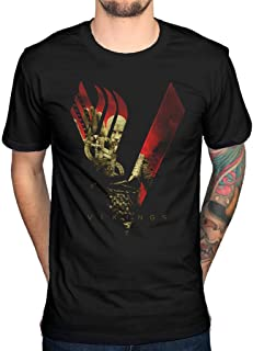 Official Vikings Blood Sky T-Shirt