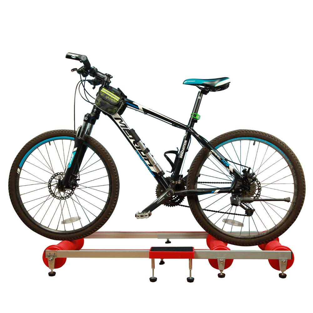 HAMHIN Bicicleta Plegable Entrenador Ciclismo Rodillo MTB ...