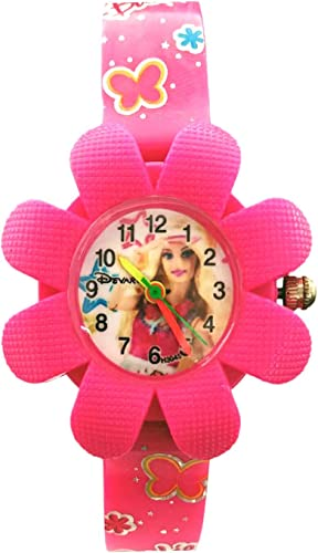 VITREND R TM New Dial Barbie Analog Watch for Girls