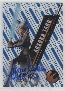 Ashley Eckstein Ahsoka Tano 56 75 Trading Card 2016 Topps Star
