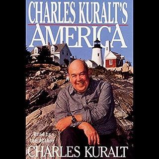 Charles Kuralt's America audiobook cover art