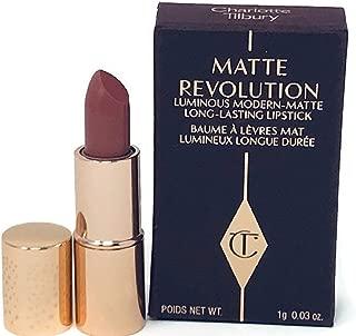 Charlotte Tilbury Matte Revolution Lipstick Pillow Talk Mini Size 1g
