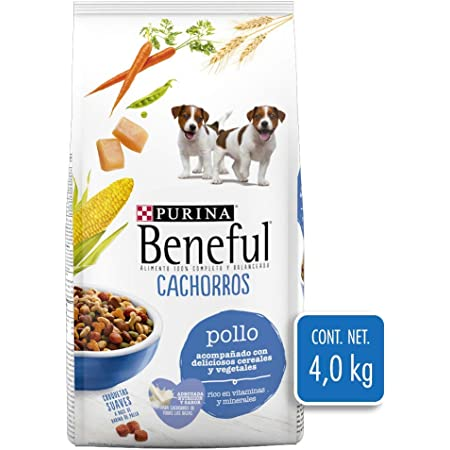 Beneful Beneful Cachorros Saludables Pollo 4 Kg, 1 Pouch
