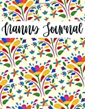 Nanny Journal: Log Book For Boys And Girls, My Nanny Gift, All In