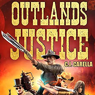 Outlands Justice cover art