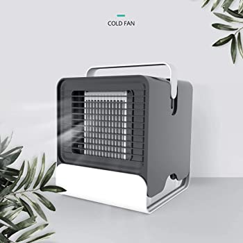 Alfheim Mini refrigerador de Aire, Purificador de humidificador ...