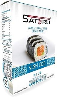 Satoru Arroz para Sushi, Tipico Harinoso, 700 Gramos