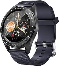 Smart horloge, fitness tracker met slaapbewaking, activiteit tracking touchscreen smart watch dat ondersteunt stappentelle...