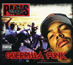 Guerrilla Funk [Limited Edition] [CD and DVD]