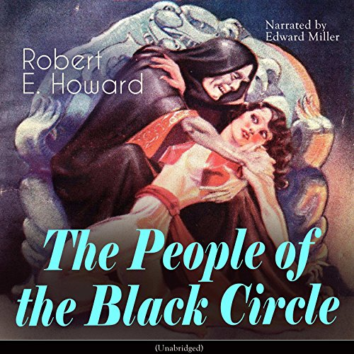 The People of the Black Circle cover art