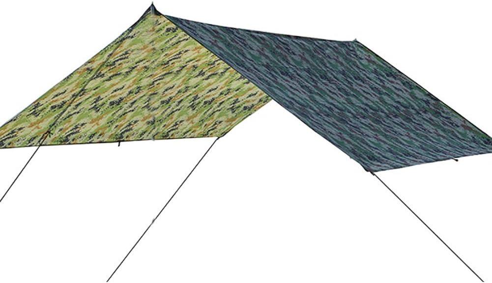 Dibiao Camping Tarp Waterproof UV Long Beach Mall Duty In a popularity Sh Heavy Extra Protection