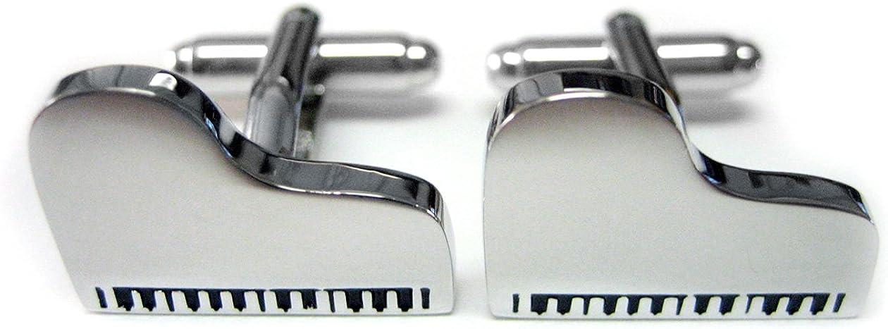 Kiola Designs Piano Cufflinks