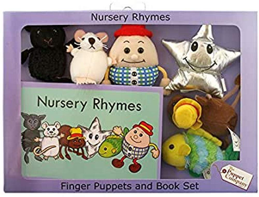 The Puppet Company Traditional Story Book Sets Directly managed store Rhymes depot Nursery an