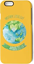 2019 Mother Earth Day Earth and Heart Protection Cover Phone Case for Apple iPhone 7/8