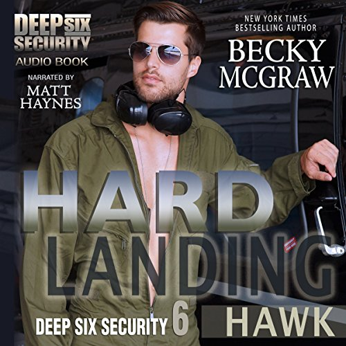 Hard Landing audiobook cover art