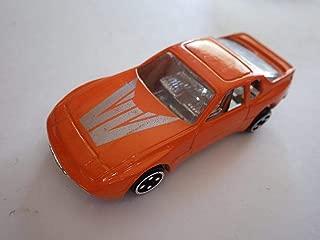Orange Porsche 944 Diecast 75-mm - Made in China