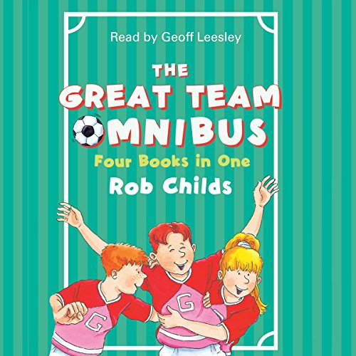 The Great Team Omnibus cover art