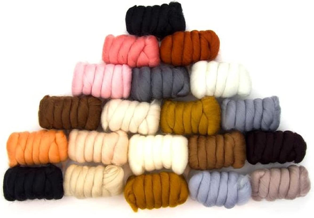 Revolution Fibers Mixed Merino NEW before selling ☆ Wool Pack Woo Perfect Recommendation Variety