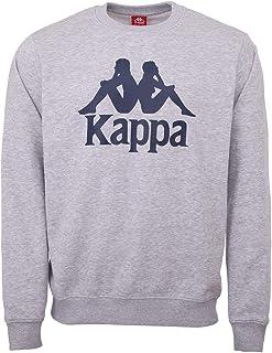 Kappa Men's SERTUM Hoodie, 18M l ́Grey Melange, 21