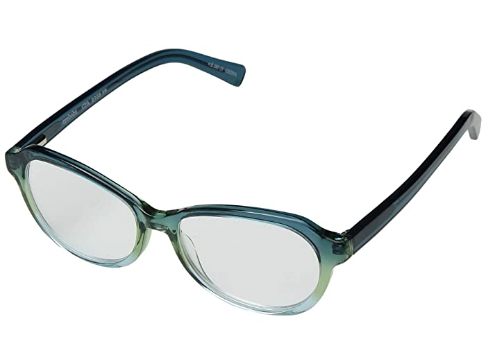 Cpa (Blue/Green/Blue) Reading Glasses Sunglasses
