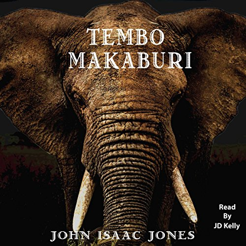 Tembo Makaburi audiobook cover art