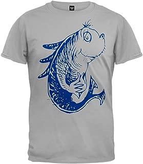 Dr. Seuss - Blue Fish T-Shirt
