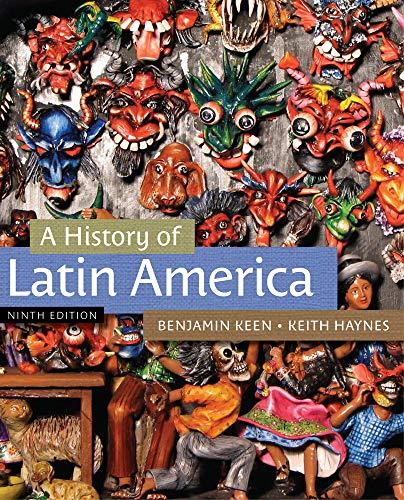 A History of Latin America