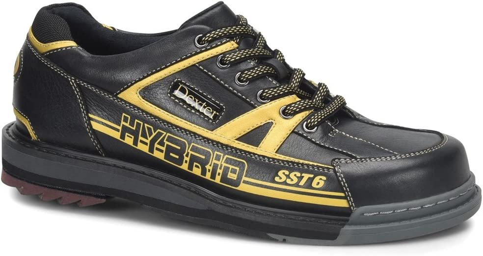 Dexter Mens SST 6 Hybrid Bowling Hand Wide low-pricing Long Beach Mall Shoes Right