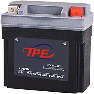 Best lithium motorcycle battery autozone Reviews