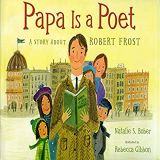 Papa Is a Poet audiobook cover art