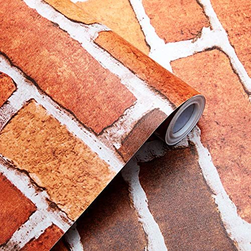 (75% OFF) Red Brick Wall Paper $6.75 – Coupon Code