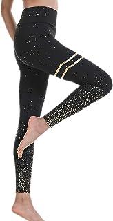 DEEWISH Hosen Damen, Frauen Leggings Hose Yogahose Sport-Leggings Jogginghose   Sport Fitness Workout Leggins   Stretch Yoga Hosen Pants   Sporthose