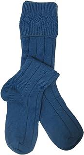 W. Brewin Mens Wool Mix Kilt Hose Socks Made In US