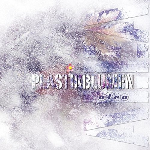 Plastikblumen