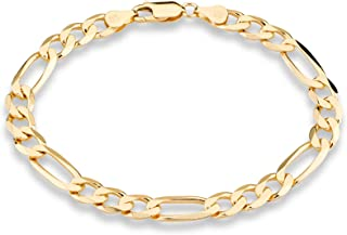 Best gold plated bracelet mens Reviews