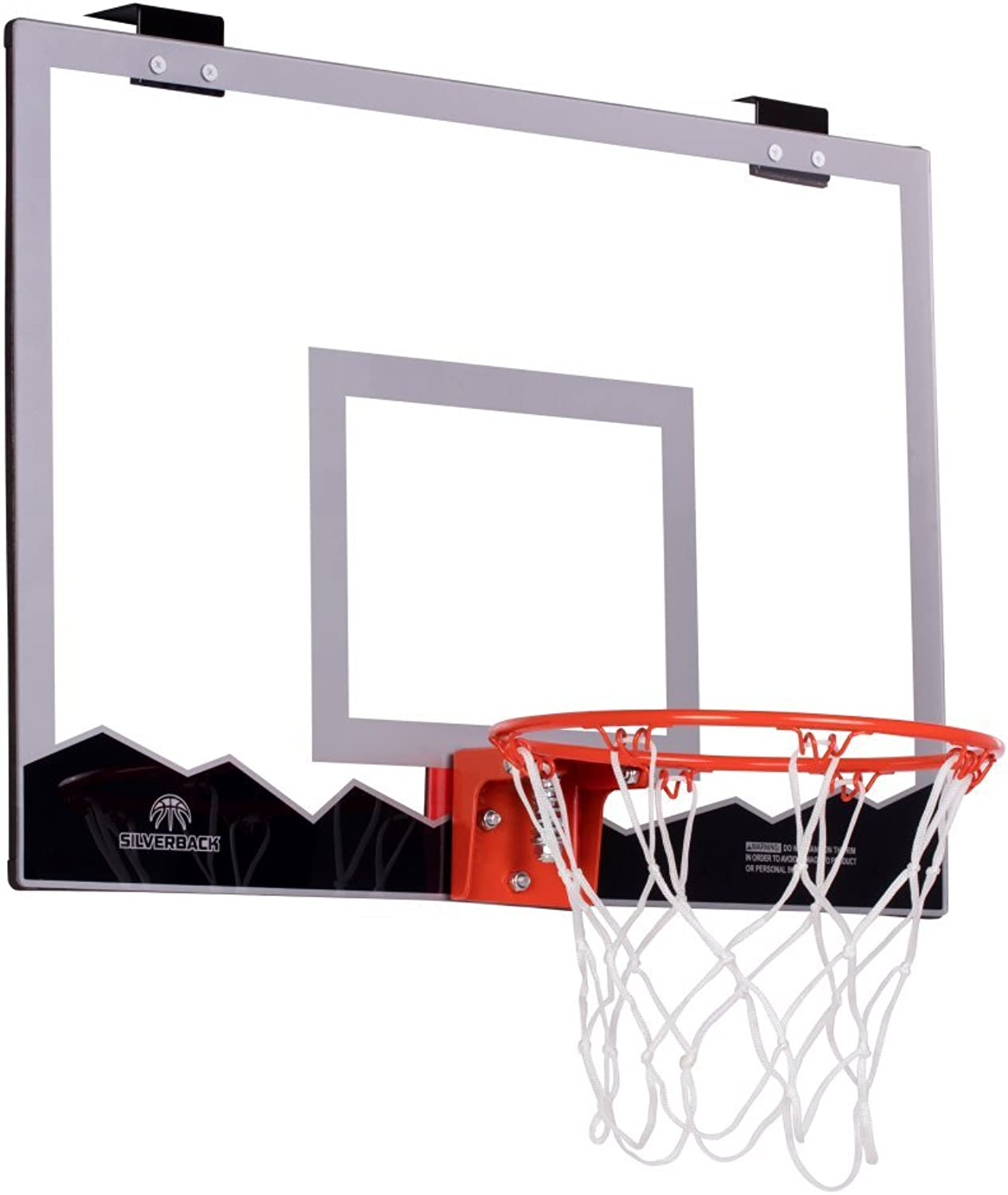 Silverback Mini Basketball Hoop Set