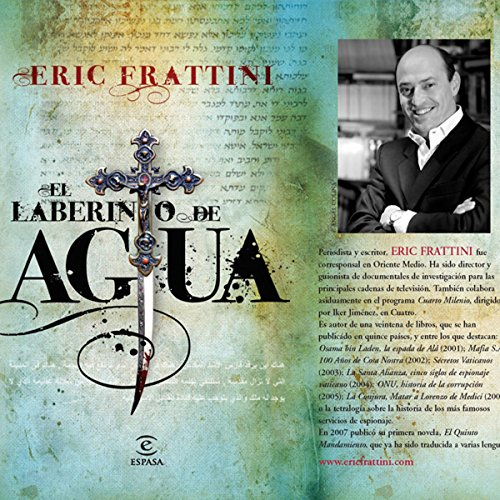 El laberinto de agua [The Water Maze] cover art