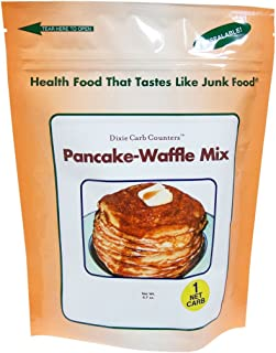 Carb Counters Pancake and Waffle Mix, Blueberry Cream, 2.5 oz.