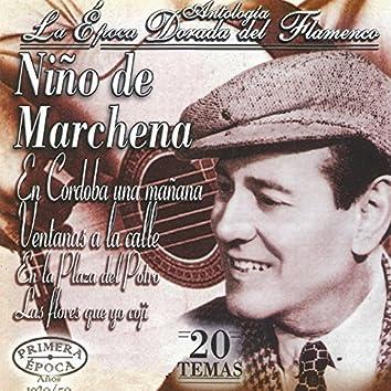 Niño de Marchena, La Época Dorada del Flamenco