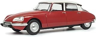 Solido 421184190 Citroen DS Special, 1972, Rot, Miniaturmodell im Maßstab 1:18 Red