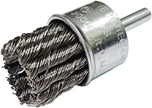 Zenith Industries ZN306021 Stainless Steel Twist Knot End Brush, 1