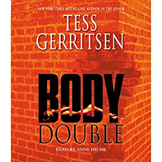 Body Double audiobook cover art