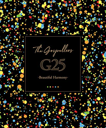 [Album]G25 -Beautiful Harmony- – ゴスペラーズ[FLAC + MP3]