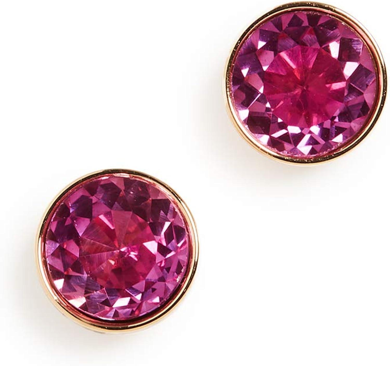 Kate Spade New York Women's Mini Round Stud Earrings