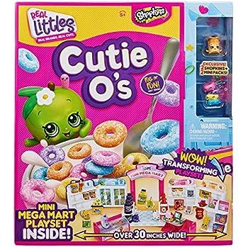 Shopkins Real Littles Cutie O'S Mini Mega Mar | Shopkin.Toys - Image 1