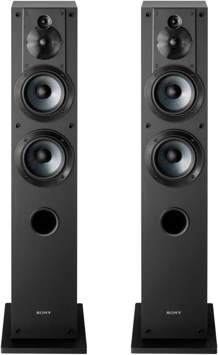 Sony SS-CS3 3-Way 4-Driver Floor-Standing Speaker – Pair