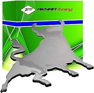Akhan AT3D07207   Chrom 3D Schriftzug Emblem Logo Toro Bull