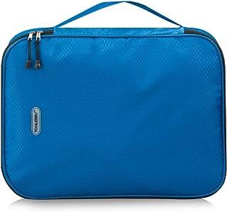 Youlerbu ビジネストラベルポーチ アレンジケース 旅行収納バッグ 衣類収納ケース ワイシャツケース 靴下入れ 小物入れ 洗面用具入れ 軽量 防水 大容量 旅行衣類 スーツケース整理 海外旅行 出張パッキング 1点 5点セット 3色